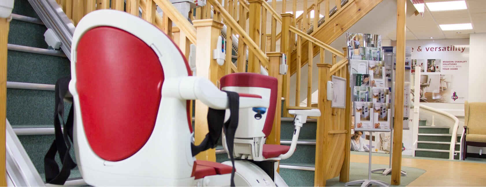 EMS Stairlifts Showroom